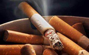 Un 40% de los fumadores consume más tabaco con la pandemia del coronavirus