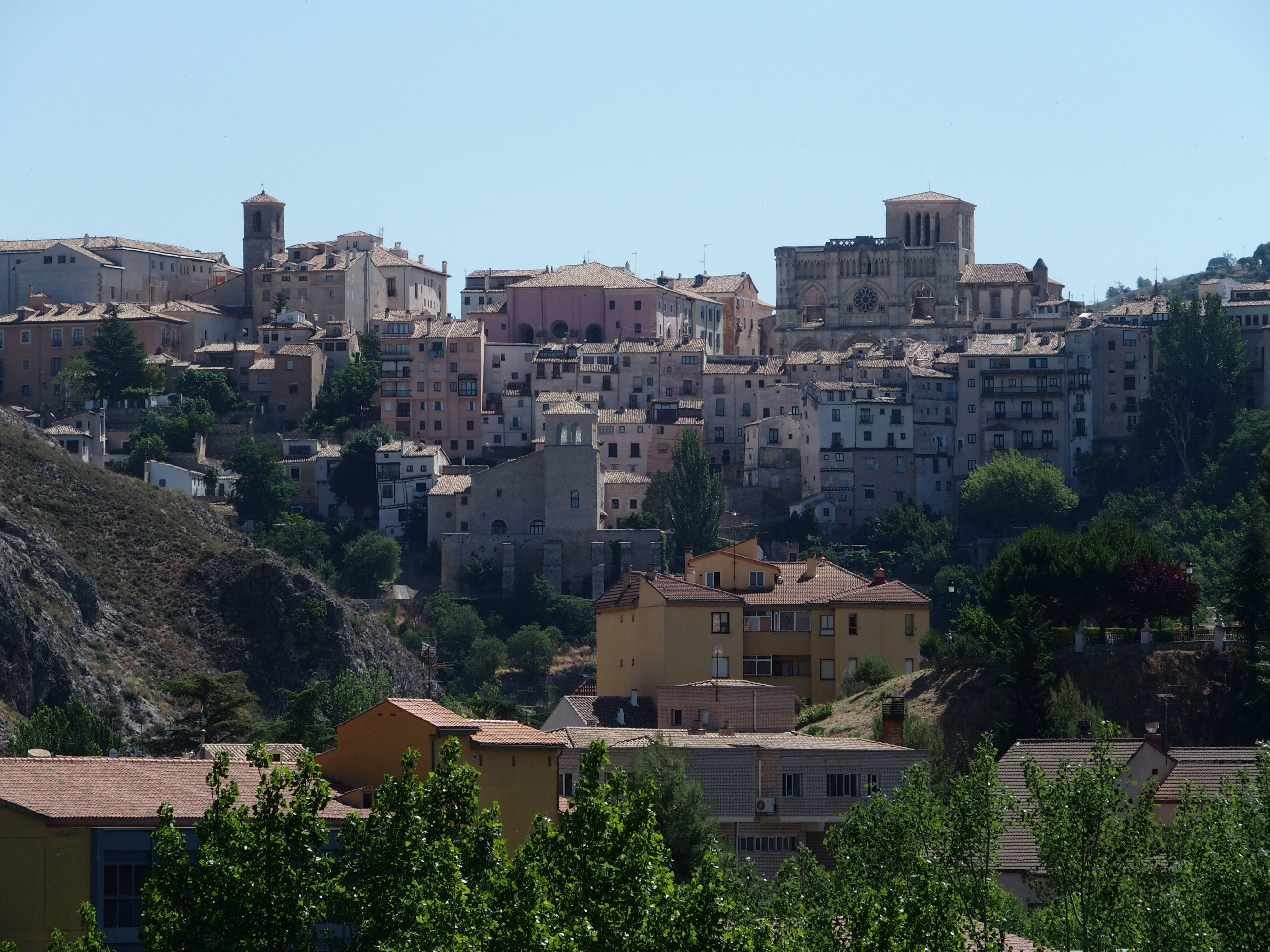Un millón doscientos mil euros para mantenimiento y mejora de viales y zonas verdes en Cuenca