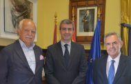La Diputación se suma a los actos conmemorativos del 150 aniversario de la plaza de toros de Toledo