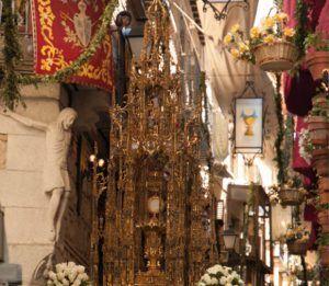 El arzobispo de Toledo no descarta posponer el Corpus
