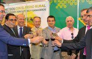 Globalcaja, de nuevo, patrocinadora de la feria del ajo morado de las Pedroñeras,en su apuesta decidida por la internacionalización