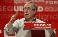 Toxo (CCOO) exige mantener la ayuda de 426 euros y revisar