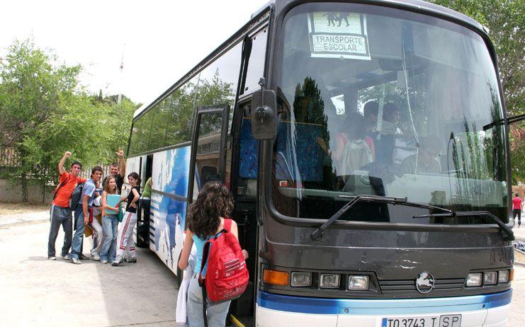 El Ayuntamiento de Guadalajara se suma a la Campaña de la DGT de Control de Transporte Escolar