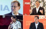 Barcelona. Rajoy habla con Puigdemont, Sánchez, Rivera e Iglesias