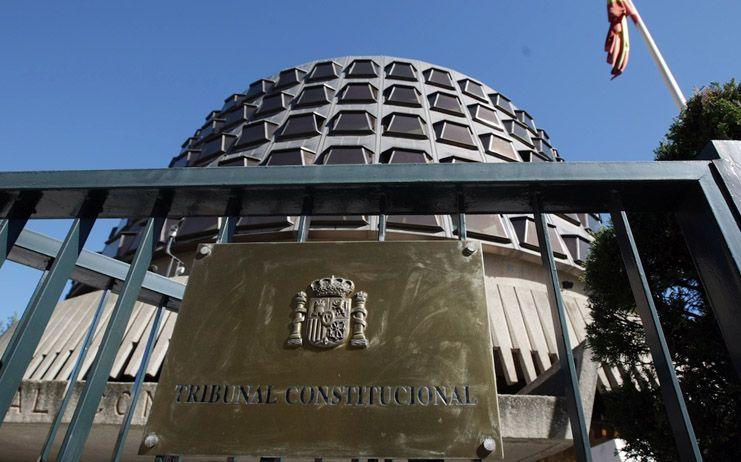 El Constitucional suspende el Pleno del Parlament del lunes