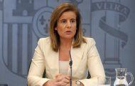 """Báñez no es partidaria de subir impuestos y defiende que el empleo es la """"garantía"""" de las pensiones"""