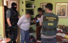 La Guardia Civil desarticula una banda de ladrones de bancos en la provincia de Toledo