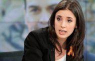 Irene Montero ocupará el escaño de Errejón en el Congreso