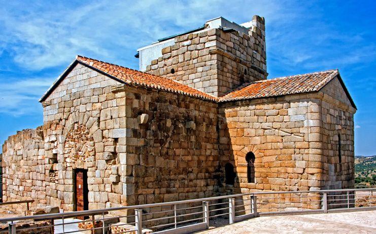 Santa María de Melque bate record en 2016 con cerca de 13.500 visitas