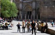 Castilla-La Mancha es la región que más crece en pernoctaciones de extranjeros, con un 31,5 por ciento durante los dos primeros meses del año