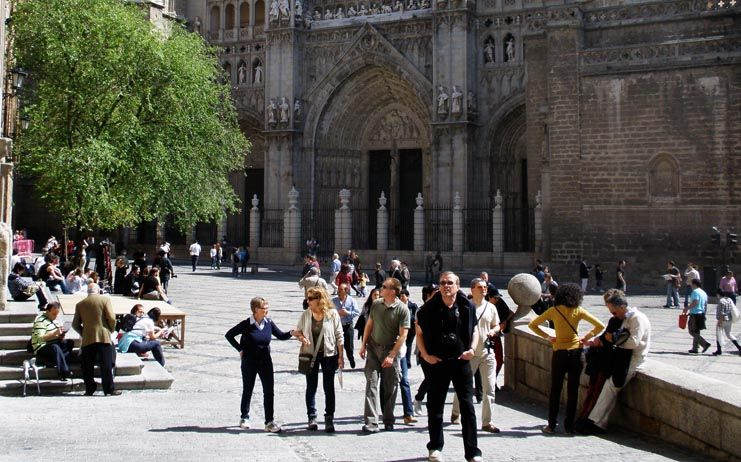 Un total de 283 asociaciones de todo el país solicitan participar en el programa 'Conoce Castilla-La Mancha' de promoción turística de la región