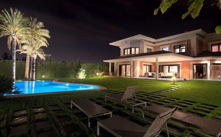 La demanda de las casas de lujo en espa a crece cmlpress - Casas rurales lujo espana ...