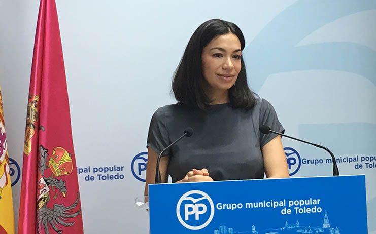 Claudia Alonso lamenta que la educación se haya convertido en otro de los grandes fracasos del Gobierno de García-Page