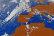 La ciclogénesis 'Hugo' provocará un temporal de viento, oleaje y lluvias generales del viernes al sábado por la tarde