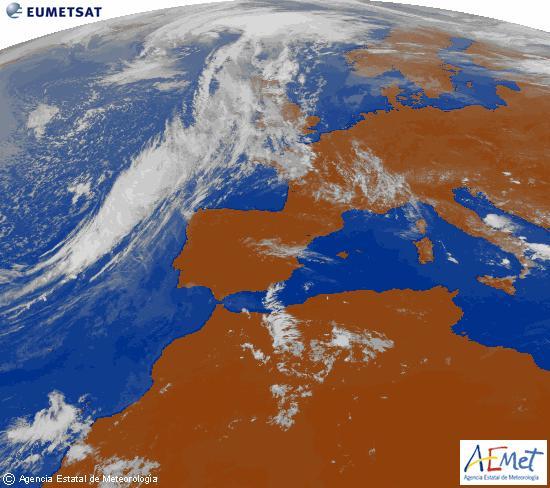 El Gobierno regional realizará un seguimiento de los avisos por previsión de fuertes lluvias y tormentas en las provincias de Albacete, Ciudad Real y Toledo