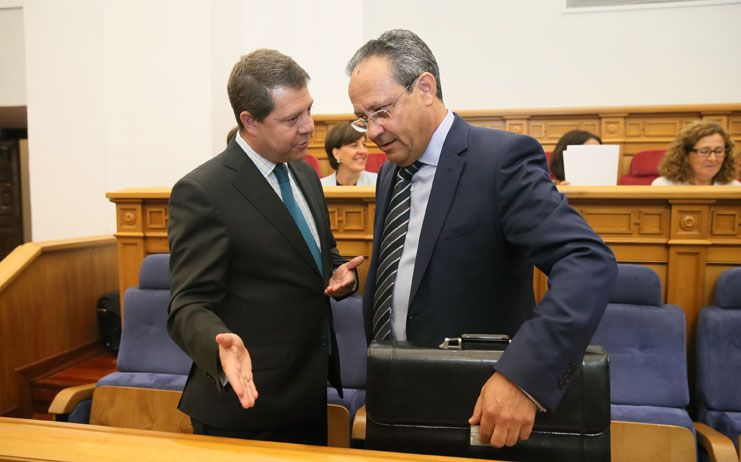 El Gobierno regional presenta las grandes líneas del presupuesto 2021 a PSOE y PP, cumpliendo su compromiso de apostar por el diálogo con todos los grupos en materia presupuestaria