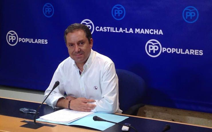"""Martínez: """"Page margina el Turismo, el Comercio y la Artesanía en los Presupuestos regionales"""""""