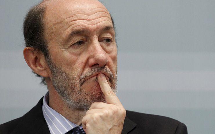 EL PSOE  de C-LM lamenta profundamente la muerte de Alfredo Pérez Rubalcaba, una gran persona y un gran político