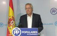 Ramón Aguirre hace un llamamiento a los guadalajareños para que comprueben cómo esta semana Page y Podemos derribarán las propuesta del PP para mejorar el Hospital y las listas de espera