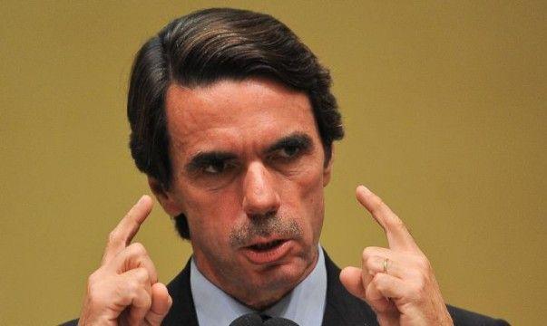 Aznar avisa de que la agenda reformista española está