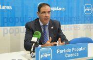 Prieto defiende que el PP de Cuenca tiene una contabilidad