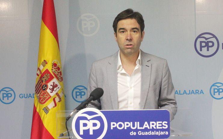 El PP pide a Page que abra las instalaciones del antiguo Hospital Provincial para mitigar el caos sanitario que se vive por la gripe