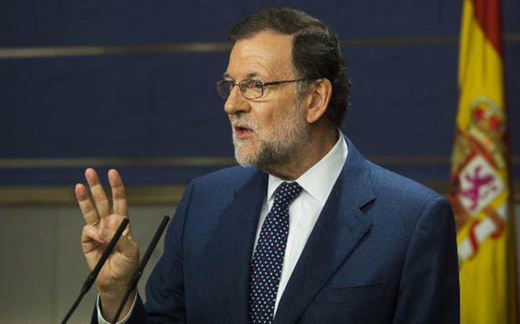 Rajoy se marca el primer trimestre del año para la