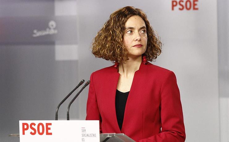 Meritxell Batet, elegida presidenta del Congreso de los Diputados en segunda votación