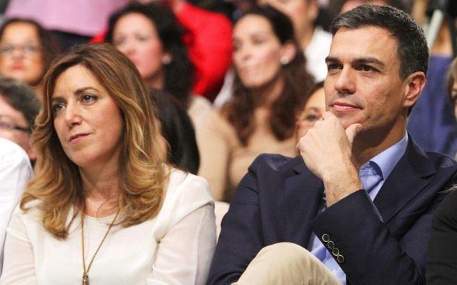 Díaz vota a favor de la Ejecutiva de Sánchez: