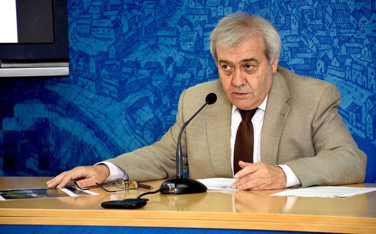 El concejal de Seguridad Ciudadana, Juan José Pérez del Pino, ha hecho este lunes un llamamiento a la