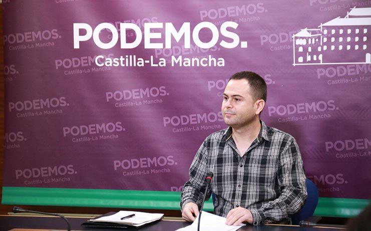 Cargos de Podemos CLM, entre ellos Llorente, impulsan 'Avanzar Juntxs', proyecto que quiere renovar órganos de dirección
