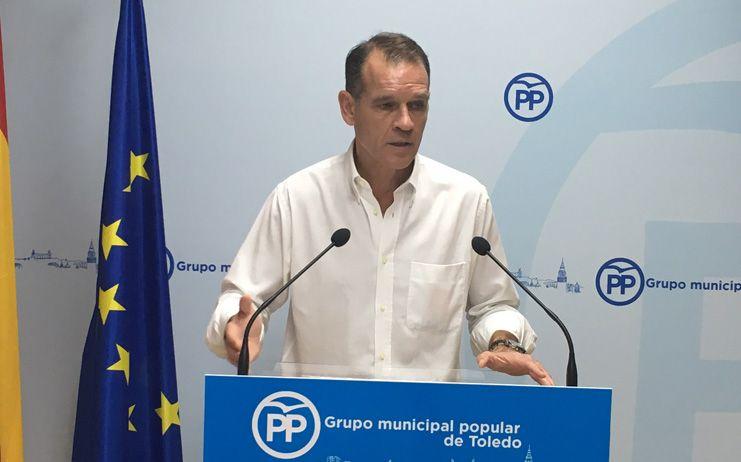 López Gamarra recuerda que Page prometió a Toledo Hospital en 30 meses y quedan solo 14 sin que se haya hecho nada