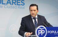 Lucas-Torres felicita a Vicente Tirado por una gestión que ha sido