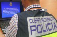 La Policía Nacional detiene a un hombre en Toledo por descargar pornografía infantil a través de Internet