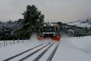Todo preparado para hacer frente a las nevadas en Castilla-La Mancha