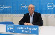 """Tortosa: """"Page se ha convertido en un enorme lastre económico para el desarrollo de Castilla-La Mancha"""""""
