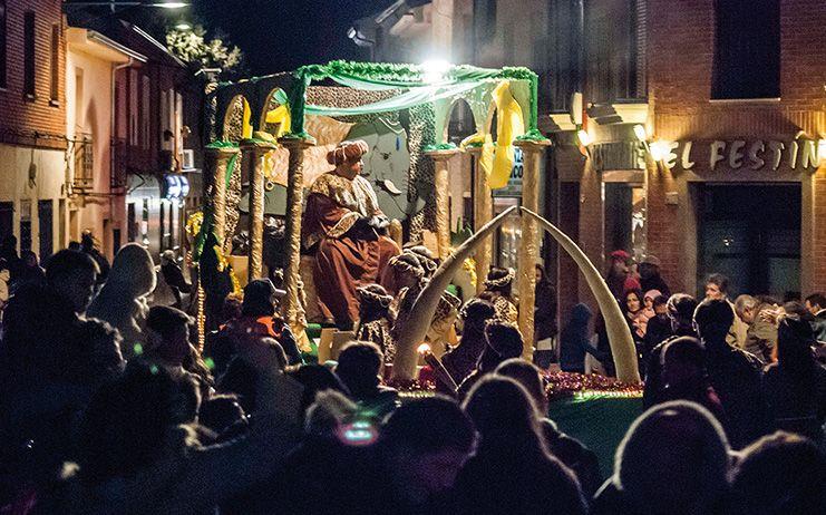 La Cabalgata de Reyes de Cuenca 2017 repartirá 1.500 kilos de caramelos sin gluten