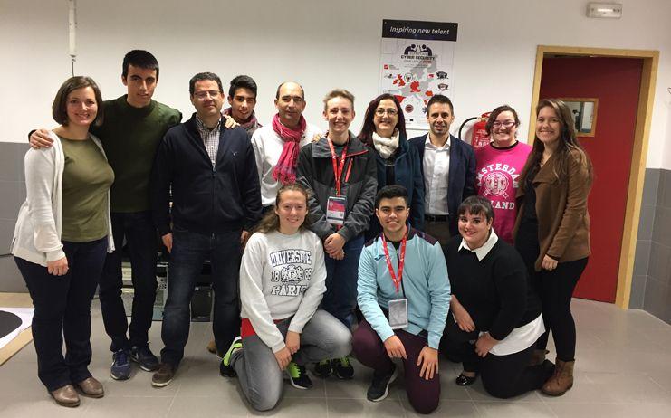"""El IES """"Blas de Prado"""" de Camarena vuelve a estar entre los mejores centros educativos de España en la final de CyberOlimpics"""