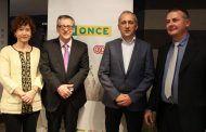 Martínez y Jerez agradecen a la ONCE la gran labor social que realiza en Albacete