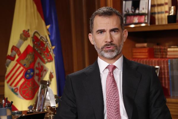 Felipe VI anima a las empresas extranjeras a formar alianzas con grupos españoles
