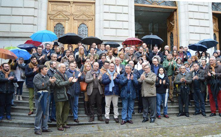 Manifiesto de Alcaldes del Partido Popular en la provincia de Toledo