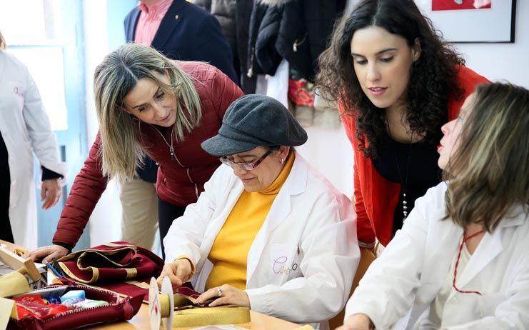 Ayto Toledo clausura los últimos cuatro talleres de empleo de 2016 con un nivel de trabajo que ha superado expectativas