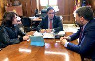 Prieto agradece a ANSEMAT la elección de la provincia para celebrar la III Demostración de Maquinaria Agrícola en Campo
