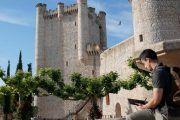 El castillo de Torija de la Diputación acoge una noche de evocación templaria abierta al público