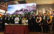 El arte de Torner, la música de la SMRC y la gastronomía de las tierras conquenses invaden FITUR para promocionar Cuenca por todo lo alto