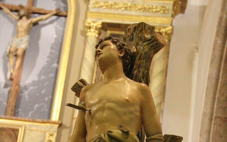 Almonacid celebró San Sebastián