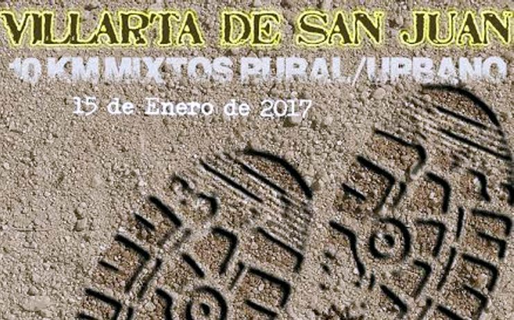 """Villarta de San Juan organiza la 5ª edición de la """"Carrera Paces"""", que se celebrará este domingo 15 de enero"""