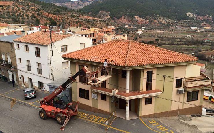 Núñez pide a Page que acometa las mejoras prometidas en el Centro de Salud de Bogarra
