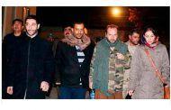 """""""Felicidad y satisfacción"""" por la liberación del cooperante de Azuqueca retenido en Afganistan"""