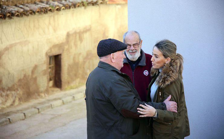 El Ayto de Toledo responde a las peticiones de los vecinos y recupera un nuevo espacio público en el barrio de Covachuelas